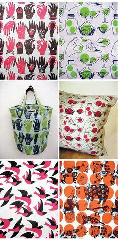 original fabric design from Japanese brand. Makumo