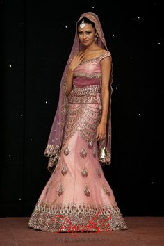 Asian Wedding Ideas - A UK Asian Wedding Blog: Bridalwear Collection by Anokhi House of Sarees (Image ISS Photography