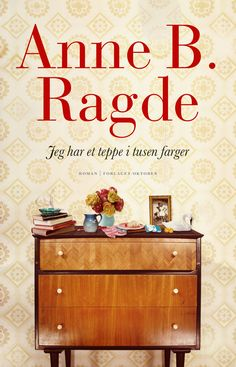 Jeg har et teppe i tusen farger, Anne B. This Book, Home Decor, October 2014, Book Covers, Free Apps, Audiobooks, Ebooks, Collection, Products