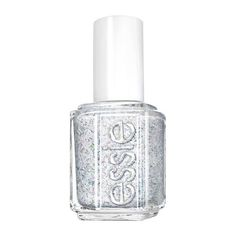 ESSIE 'Encrusted' Nail Polish ($8.50) ❤ liked on Polyvore featuring beauty products, nail care, nail polish, peak of chic, essie, essie nail color and essie nail polish