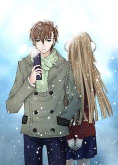 Yoshino and Aika