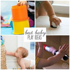 BEST BABY PLAY IDEAS | eBay - collection compiled by Kids Activities Blog on behalf of eBay sponsorship