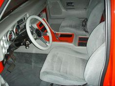 How about some pics of Short Beds - Page 219 - The 1947 - Present Chevrolet & GMC Truck Message Board Network 1986 Chevy Truck, Chevy K10, Chevy Pickups, Chevrolet, Custom Car Interior, Truck Interior, Interior Ideas, Pick Up, Car Console