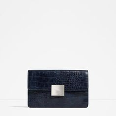 Image 1 of EMBOSSED CLUTCH from Zara