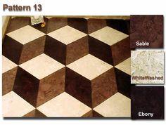 Globus Cork Flooring - Pattern 13