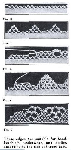 Image result for armenian knotted lace
