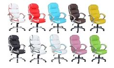 Groupon - Reclining Office Chairs in Choice of Colour for £69.98 With Free Delivery. Groupon deal price: £69.98