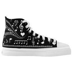 the best attitude 9aac0 f5107 I Am Music4 High-Top Sneakers