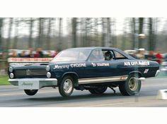 """""""Fast"""" Eddie Schartman's 1967 Mercury Comet"""