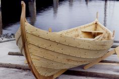 Viking Ship A Viking Ship that you can purchase. The Viking Ship Museum will construct a boat for you for – Viking Ship that you can purchase. The Viking Ship Museum will construct a boat for you for – Wooden Boat Building, Wooden Boat Plans, Boat Building Plans, Wooden Canoe, Building Ideas, Plywood Boat, Wood Boats, Build Your Own Boat, Viking Ship