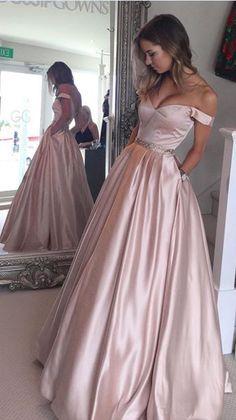 Strapless Prom Dress,Long Prom Dresses,Charming Prom Dresses,Evening Dress Prom Gowns, Formal Women Dress,prom dress