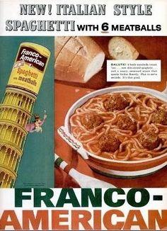 Best Franco American Spaghetti Recipe on Pinterest