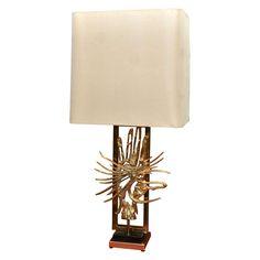 Huge Table Lamp