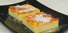 Kinds of Greek Pies: The Variety of Delicious 'Pitas' Greek Sweets, Greek Desserts, Greek Recipes, Easy Desserts, Delicious Desserts, Mizithra Cheese, Kinds Of Pie, Custard Cake, Sweet Pie