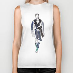 Fashion Illustration #tshirt