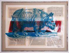 Peter Tunney at Pop / Peter Tunney Rhino