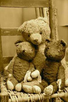 Vintage Teddy beats