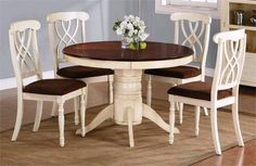 Round Kitchen Table And Chairs | Latest House Design