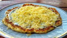 Nektek mi ugrik be a lángosról? Piac? Fokhagyma? Egy kiadós gyomorfájás? Nos, ettől a lángostól biztos nem lesz semmilyen pocak-panasz! Itt a diétás zablángos! Vegetable Pizza, Cabbage, Food And Drink, Healthy Recipes, Foods, Vegetables, Drinks, Diet, Food Food