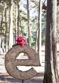 LOVE spelled out in hay letters on the grass as you enter the venue? Wedding Ceremony Chairs, Rustic Wedding Seating, Rustic Wedding Guest Book, Rustic Wedding Flowers, Fall Wedding Colors, Wedding Stage, Reception, Wedding Isle Decorations, Rustic Wedding Photography