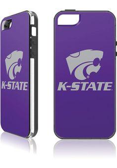 KSU Wildcats iPhone 5 Case http://www.rallyhouse.com/shop/kstate-wildcats-ksu-wildcats-iphone-5-case-9600011 $27.99