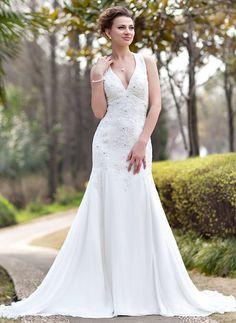 Image result for halter style wedding dresses