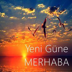 Resimli Günaydın Mesajları, Resimli Günaydın Sözleri - Pek Güzel Sözler Good Morning Messages, Istanbul, Cool Designs, World, Photography, Instagram, Caftans, Islam, Peach