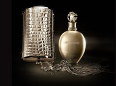 Only three bottles of this exclusive Roberto Cavalli Gold Edition 2014 perfume will be made