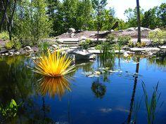 The Garden at Pineland Farms & Coastal Maine Botanical Gardens