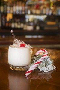 DRINK THIS WHILE BAKING // Eggnog White Russian