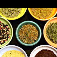 Spice blend recipes