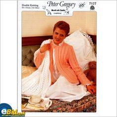 7acb0f0b593da Knitting pattern bedjacket  amp  shawl patterns  7127 Shawl Patterns