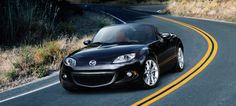 2014 Mazda MX-5 Miata Soft Top Convertible Sports Car | Mazda USA