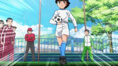 180 Best Captain Tsubasa Images In 2019 Captain Tsubasa