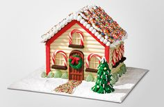 Christmas Gingerbread House - Food Thinkers by Breville - Blog