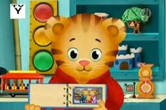 The High Holidays, According to Daniel Tiger – Kveller