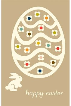 print & pattern: EASTER 2012 - maria hatling for The Art File