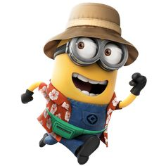 Minion 45 | Imagens PNG