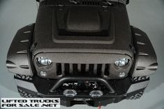 2015 Jeep Wrangler Unlimited Custom Leather Lifted Kevlar Coated