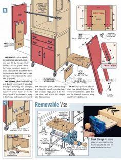 #3140 Folding Workshop Plans - Workshop Solutions