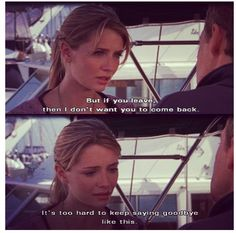 Marissa talking to her father, Jimmy Cooper. Best Movie Quotes, Tv Quotes, Best Tv Shows, Movies And Tv Shows, The Oc Tv Show, Saga, Phantom Planet, Marissa Cooper, Only Yesterday