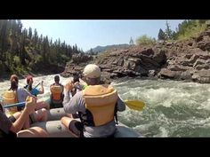 Teton Whitewater - Whitewater on the Snake River