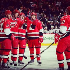 Congratulations to captain Eric Staal for recording his 600th #NHL point (all with the #Canes) last night with the assist on Jiri Tlusty's first-period goal in a 4-3 win over the #Sabres.