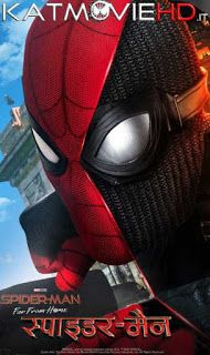Pin On Spider Man Far From Home 2019 Hindi 720p 480p New Hdcam