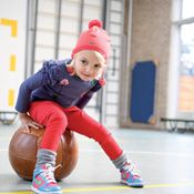 Anna, daughter of my friend Ralf in lookbook Girls Mid | Tumble 'N Dry