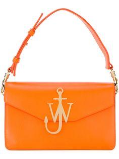 J.W. Anderson logo plaque shoulder bag