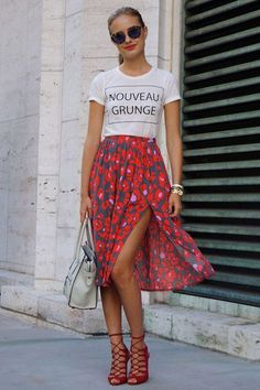 Come abbinare la t-shirt bianca: 3 look per voi!  How to match a white t-shirt: check those three looks!