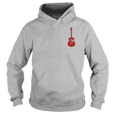 (Tshirt Fashion) ACOUSTIC GUITAR FLAG [Tshirt design] Hoodies, Funny Tee Shirts