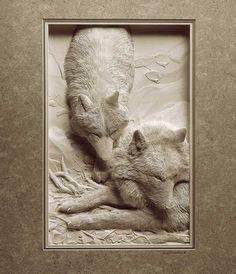 L'Art de Sculpter des Animaux 3D en Papier plus Vrais que Nature