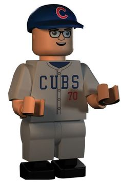 Joe Maddon Chicago Cubs Manager OYO FIGURE